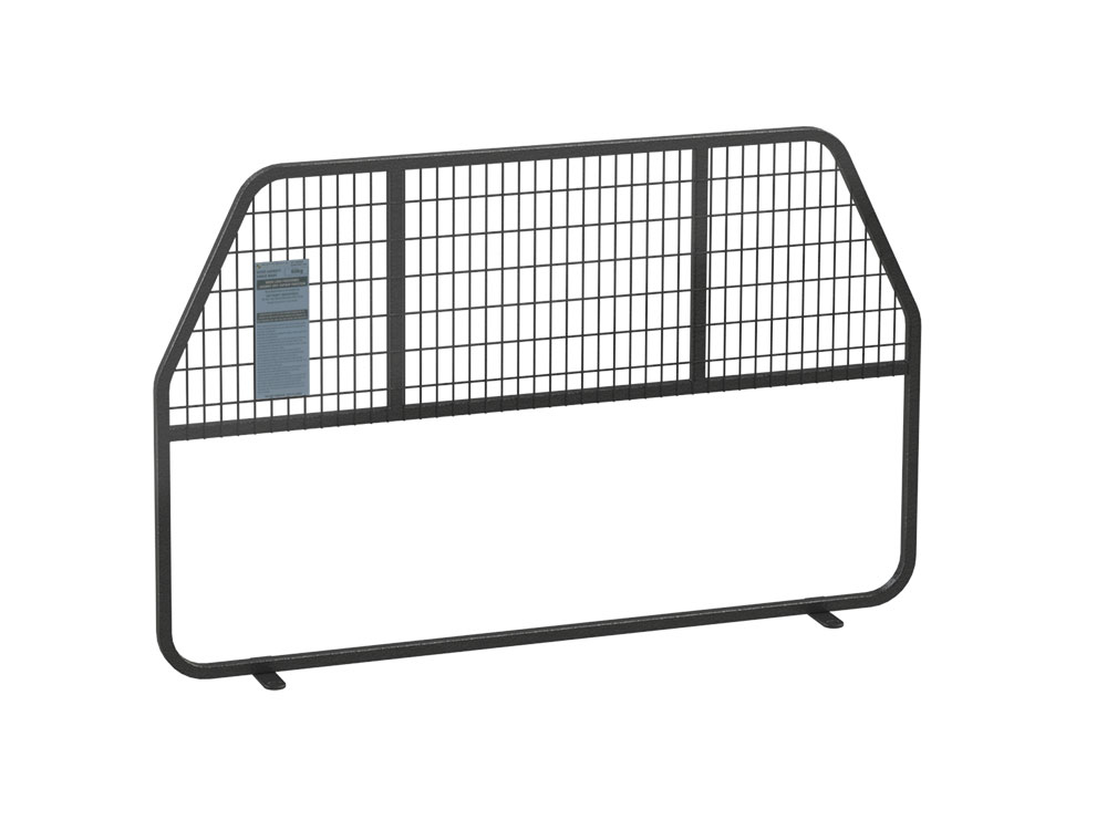 Half mesh cargo barrier for ford territory