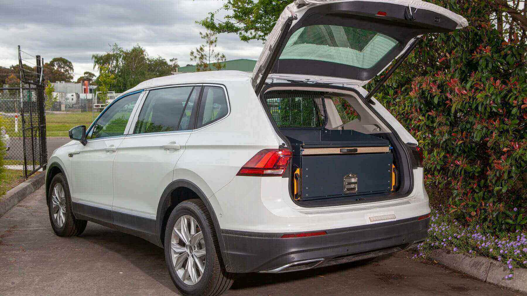 Vehicle Storage Systems